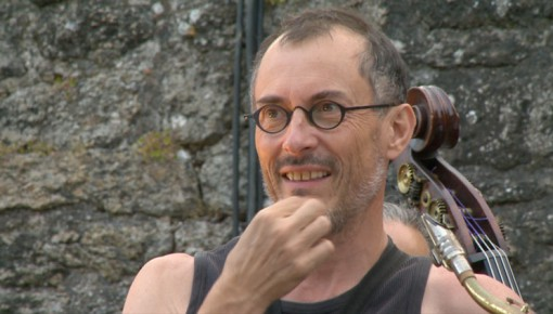 """Alain Pierre at """"Les rendez-vous de l'Erdre"""" festival"""