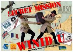 Secret mission WINID U